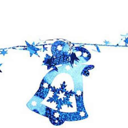 Купить Серпантин ZC-050 Синие