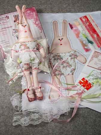 Купить Матренин Посад Набор для шитья и вышивания текстильная игрушка