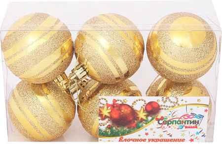 Купить Серпантин 6ac6-n74 Золото