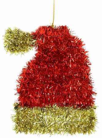 Купить Серпантин 9222-12 Новогодний колпачек