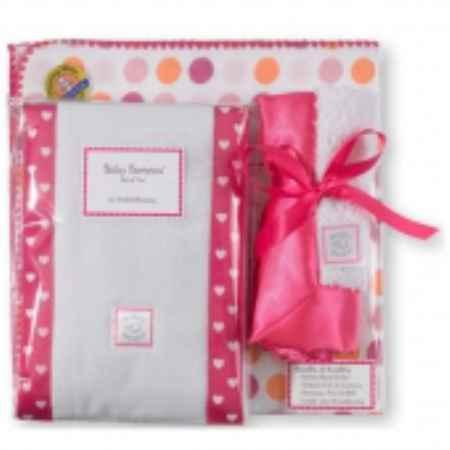 Купить SwaddleDesigns подарочный набор для новорожденного swaddledesigns gift set