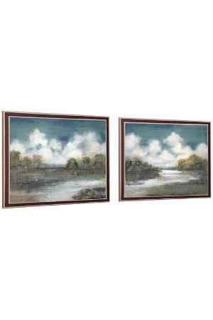 Купить ART-HOLSTER Панно-диптих ART-HOLSTER ДК-П-31 МУЛЬТИКОЛОР