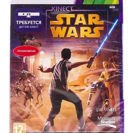 Купить Microsoft Игра Kinect Star Wars [только для Kinect, Xbox 360]