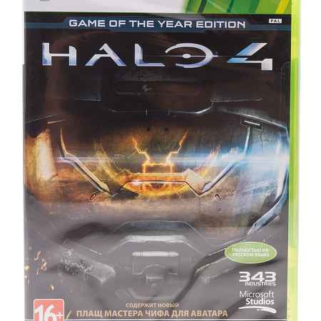 Купить Microsoft Игра Halo 4 Game of the Year Edition [Xbox 360]