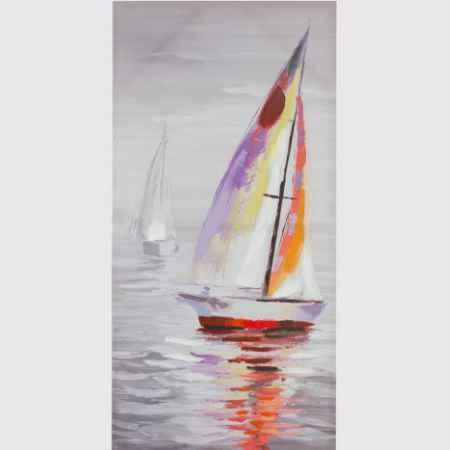 Купить Hoff Репродукция 60х120 см Лодка