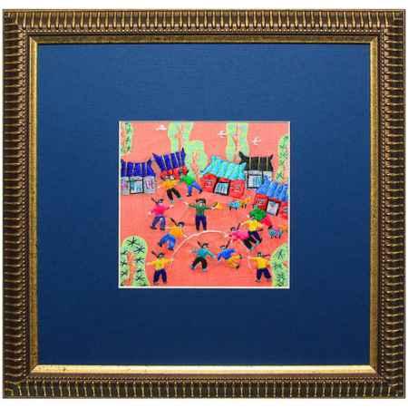 Купить Живой шелк Детские забавы Живой шелк 291010М256-6 МУЛЬТИКОЛОР