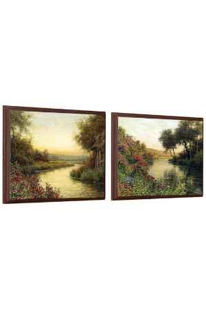 Купить ART-HOLSTER Панно в паре ART-HOLSTER P 455-456 МУЛЬТИКОЛОР