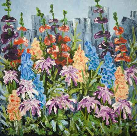 """Купить Картина """"Мамины цветы"""""""