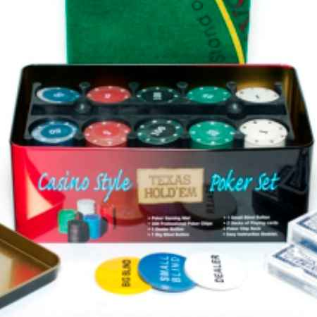 Купить Gamesdealer Holdem Light Premium на 200 фишек