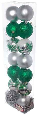 Купить Серпантин LR8014ZH-1 Микс Зеленый