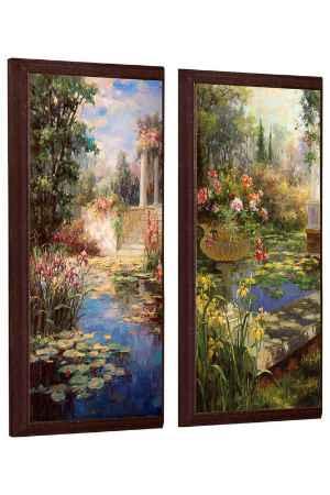 Купить ART-HOLSTER Панно в паре ART-HOLSTER P 411-2 МУЛЬТИКОЛОР