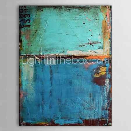 Купить картины маслом старинные абстрактный синий цвет с номерами ручной росписью холст готовы повесить