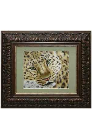 Купить Живой шелк Леопард Живой шелк 291010М78 МУЛЬТИКОЛОР