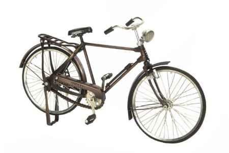 Купить Hoff Декоративная фигурка 25 см Велосипед