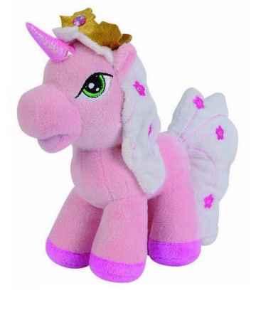Купить Filly Лошадки Мягкая лошадка-единорог Фили Роза 25 см Filly в ассортименте