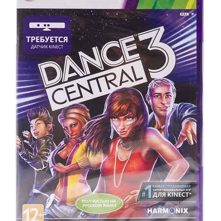 Купить Microsoft Игра Dance Central 3 [Kinect, Xbox 360]