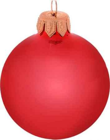 Купить Морозко Ш55104 Шар Новогодний Красный