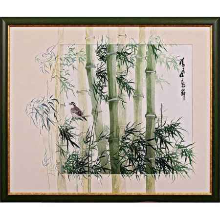 Купить Живой шелк Утро в бамбуковой роще Живой шелк 011012МП194 МУЛЬТИКОЛОР