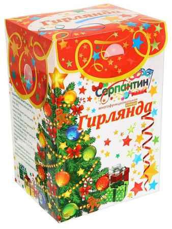 Купить Серпантин LED H 30 Ёжик 5 м Белый