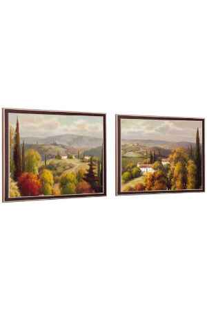 Купить ART-HOLSTER Панно-диптих ART-HOLSTER ДК-П-24 МУЛЬТИКОЛОР