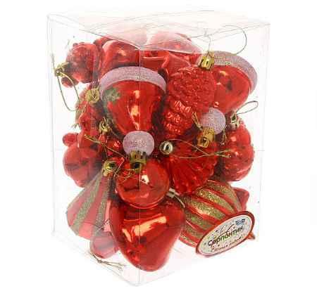 Купить Серпантин LR2014-5 красный