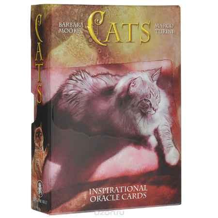 Купить Оракул Кошек, 32 карты. OR05