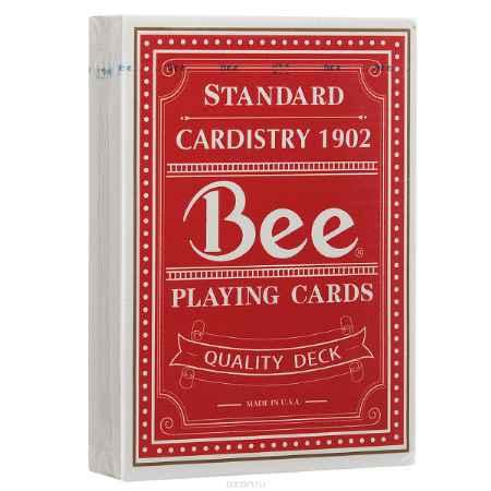 Купить Игральные карты Bee