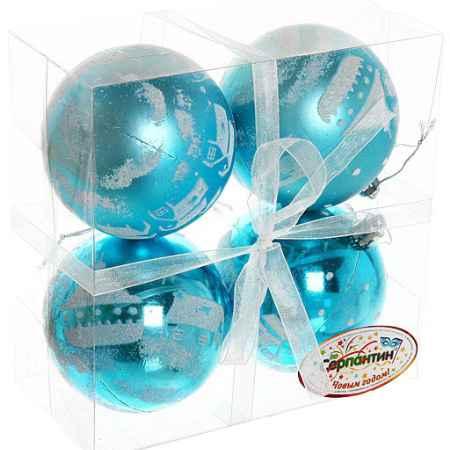 Купить Серпантин Домик снежный HV8004-222В