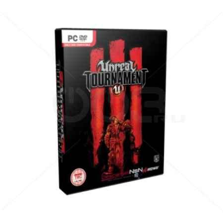 Купить UNREAL TOURNAMENT 3 КОЛЛЕКЦИОННОЕ ИЗДАНИЕ PC-DVD (