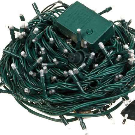 Купить Серпантин LED 400 внешняя 25м 8 режимов Зеленый