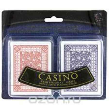 Купить Набор игральных пластиковых карт