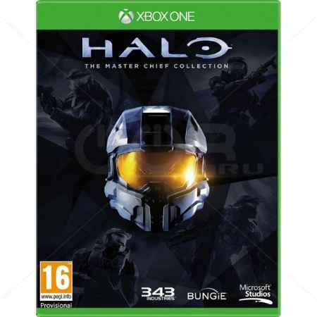 Купить Halo. The Master Chief Collection