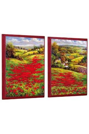Купить ART-HOLSTER Панно в паре ART-HOLSTER P 441-442 МУЛЬТИКОЛОР