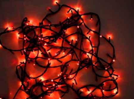 Купить Серпантин LED 100 красная