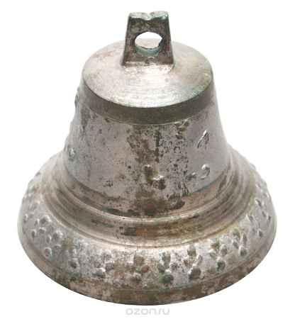 Купить Колокол. Металл, литье. Российская империя, конец XIX - начало XX вв.