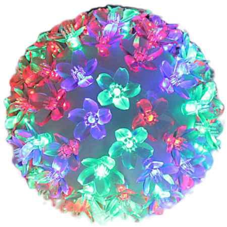 Купить Серпантин LED 80 Шар RG/RB 183-595