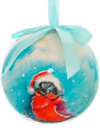 Купить Серпантин 201-0281 Новогоний снегирь
