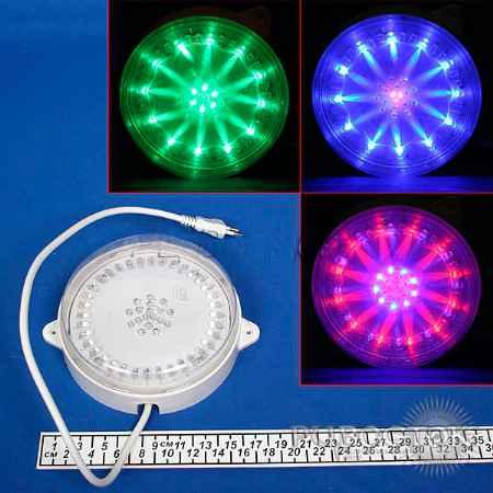 Купить Серпантин LED 700-1 RGB лампа круглая
