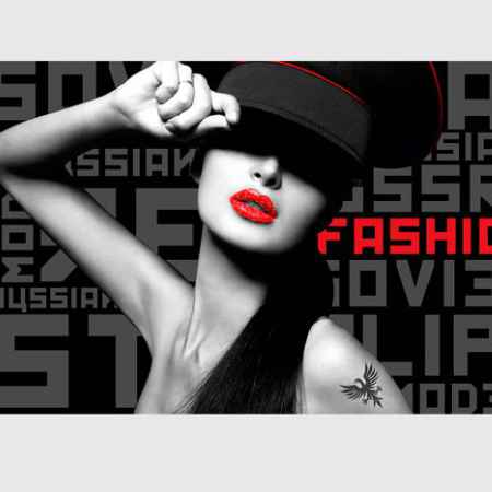 Купить Eurographics Eurographics Репродукция 55x115 см Russian Top Fashion Art