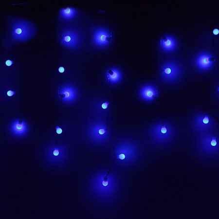 Купить Серпантин Бахрома Н96 Шар 3х0,3х0.4х0.5м Синяя