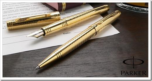Ручки Паркер
