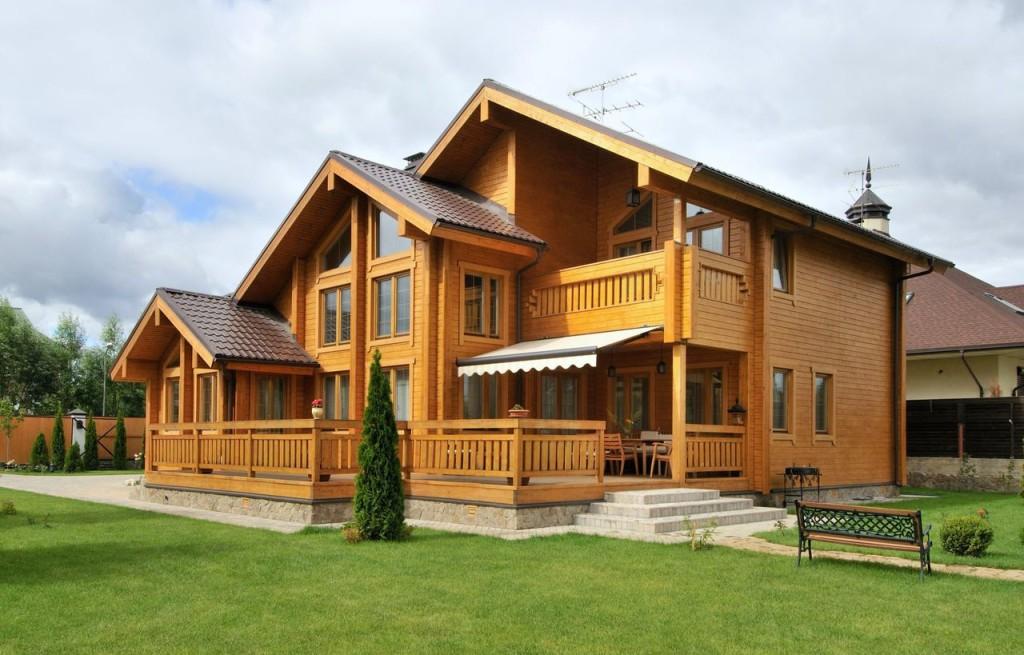 Как выбрать дачный дом из бруса