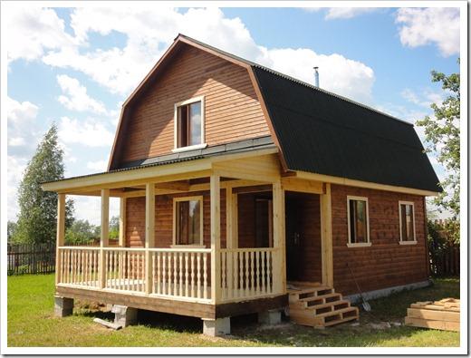 Деревянный дом: плюсы и минусы