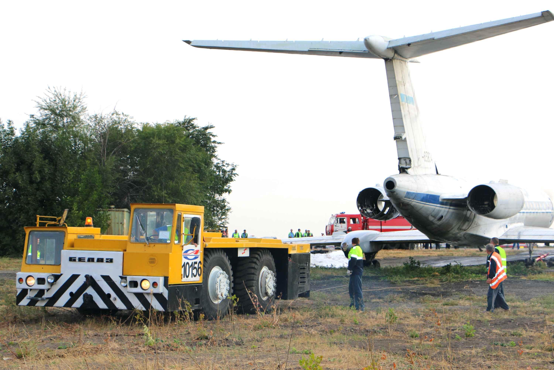 Какие есть средства наземного обеспечения полетов