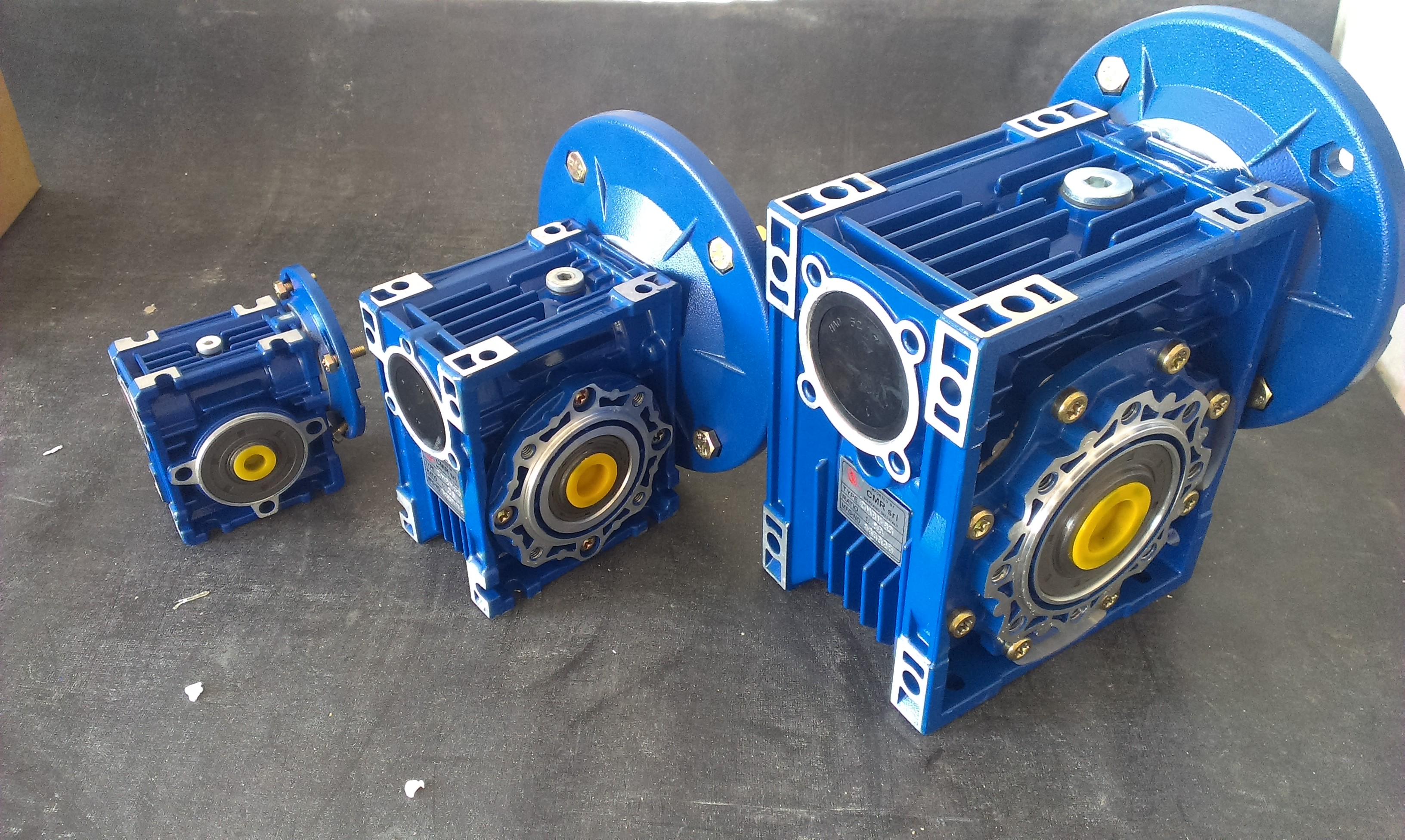 Сфера применения червячных мотор редукторов