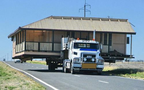 Правила перевозки крупногабаритных грузов
