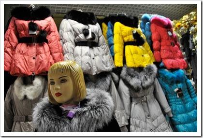 Преимущества курток на синтепоне
