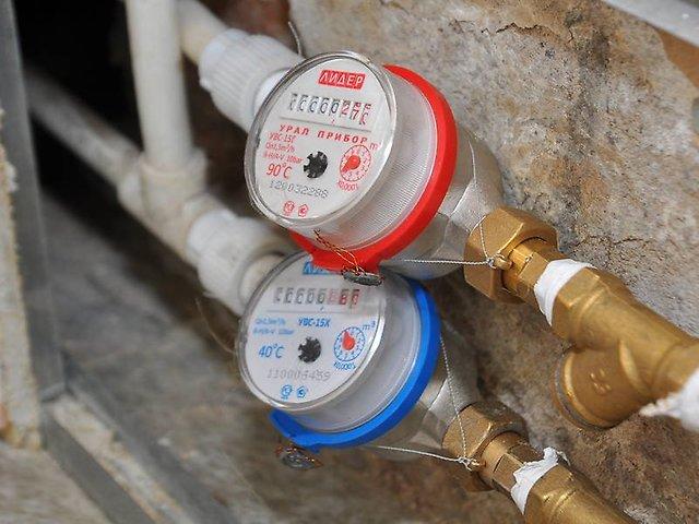 Как зарегистрировать счетчики воды, установленные самостоятельно
