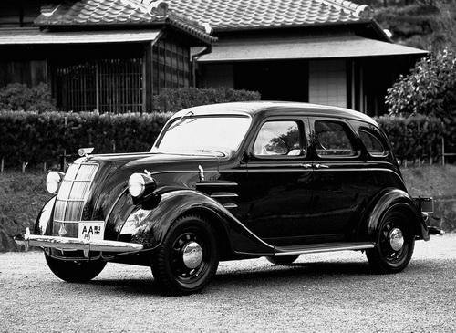 Начало автомобилестроения