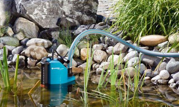 Как выбрать насос для откачки грязной воды